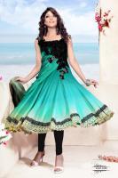 Bollywood Luxus Fashion Salwar Kameez Gr.36