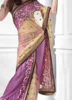 Foto 2 Bollywood Spectacular Ready Pleated Half And Half Saree (sari)
