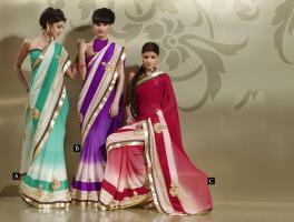 Bollywood Summer Collection Saree(sari)