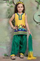 Bollywood Summer Collection kinder salwar