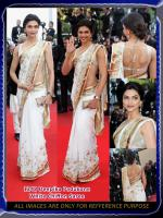 Bollywood saree DEEPIKA PADOKUNE