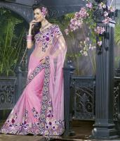 Bollywood  saree Designer Abendmode Young Fashion
