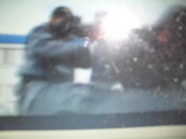 Foto 3 Bombe in Namibia ein Übungsgerät, verdächtiger Koffer , Sicherheitsberater erläutern Terrorwarnung - gefahr für Bahnhöfe und Flughäfen immer schon gegeben sagt ralf Spies anti Terror Experte und Trainer