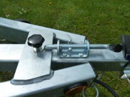 Foto 9 Bootstrailer, Sliptrailer, Bootsanhänger, Kipptrailer, Marlin 750kg NEU