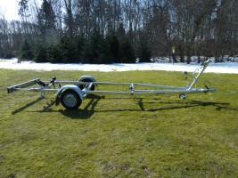 Foto 2 Bootstrailer, Sliptrailer, Bootsanhänger, Marlin 750 kg NEU