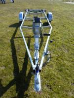 Foto 4 Bootstrailer, Sliptrailer, Bootsanhänger, Marlin 750 kg NEU