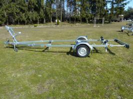 Foto 5 Bootstrailer, Sliptrailer, Bootsanhänger, Marlin 750 kg NEU