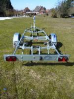 Foto 7 Bootstrailer, Sliptrailer, Bootsanhänger, Marlin 750 kg NEU