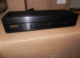 Bose 901 Serie VI Lautsprecher in schwarz mit Originalständern