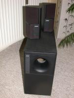 Bose Subwoofer mit zwei Boxen zu verkaufen !