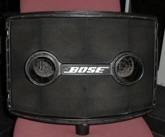 Foto 5 Bose komplett Anlage PA, mit mächtig viel Dampf für Räume bis ca. 200 qm.....