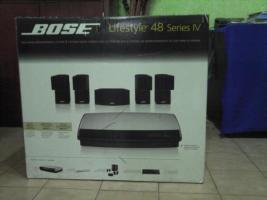 Bose lifstyle anlage