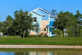 Foto 2 Brandneue Florida Ferienvilla - Disney Area