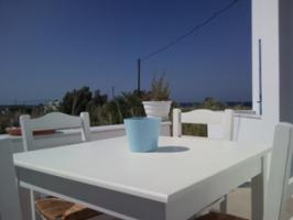 Foto 5 Brandnew apartmento on Naxos in Greece only 100 meters from the sea.