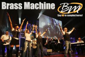 Brass Machine  - Eventband für Ihr Firmenevent Firmenfeier oder Stadtfest