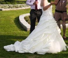 Foto 6 Brautkleid 42 neuwertig