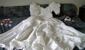 Brautkleid 5 Teilig Gr 42-44