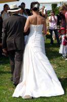 Foto 2 Brautkleid im Audrey Hepurn Stil