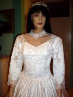 Foto 2 Brautkleid Gr. 34 - ungetragen – Neu - und - Sofort