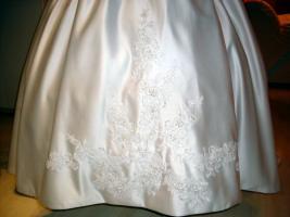 Foto 3 Brautkleid Gr. 34 - ungetragen – Neu - und - Sofort