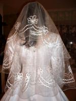 Foto 5 Brautkleid Gr. 34 - ungetragen – Neu - und - Sofort