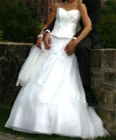 Brautkleid Gr. 36