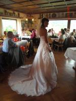 Brautkleid in Gr.36/38