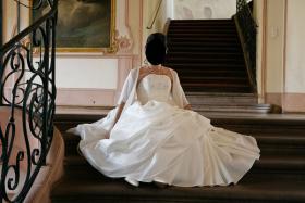 Brautkleid Gr��e 38