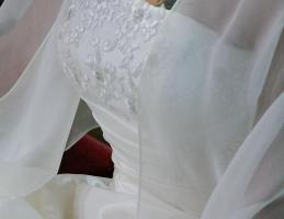 Foto 2 Brautkleid Größe 38