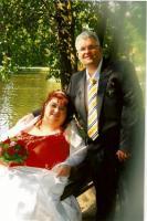 Foto 2 Brautkleid Größe 62-64