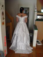 Foto 3 Brautkleid Handgefertigt