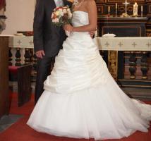 Brautkleid Hochzeitkleid Justin Alexander 8196