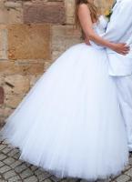 Foto 2 Brautkleid Hochzeitskleid Corsagenkleid WIE NEU 32-38 XS S M