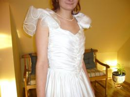 Foto 2 Brautkleid Hochzeitskleid Gr. 38