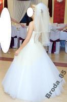 Foto 3 Brautkleid Hochzeitskleid mit Swarovski Steine Gr. 36/38 Wunderschön!!!