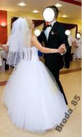 Foto 4 Brautkleid Hochzeitskleid mit Swarovski Steine Gr. 36/38 Wunderschön!!!
