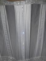 Foto 10 Brautkleid Hochzeitskleid mit Swarovski Steine Gr. 36/38 Wunderschön!!!