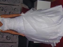 Foto 2 Brautkleid Hochzeitskleid gr 36/38 + Passende Schuhe gr.37