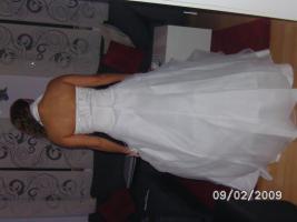 Foto 3 Brautkleid Hochzeitskleid gr 36/38 + Passende Schuhe gr.37