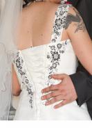 Foto 2 Brautkleid Ladybird 31074 inkl. Stola, Schleier, Reifrock und Handschuhe