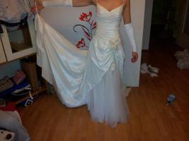 Foto 2 Brautkleid von Lilly ist ein unikat ein Traum Top Preis