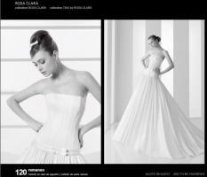 Brautkleid Remanso von Rosa Clará