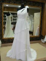 Brautkleid f�r Schwangere - Mariona des Pronovias-Labels
