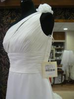 Foto 2 Brautkleid für Schwangere - Mariona des Pronovias-Labels