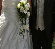 Foto 3 Brautkleid Übergröße
