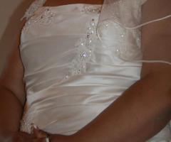 Foto 4 Brautkleid Übergröße