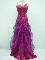 Brautkleid / Abendkleid Angebot in Dunkellila Gr.48