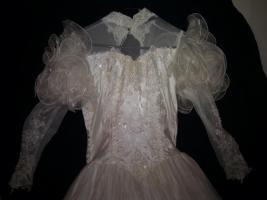 Brautkleid '' Arabischer Stil''