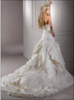 Brautkleid, Größe 36-40.