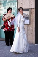 Foto 2 Brautkleid / Hochzeitskleid